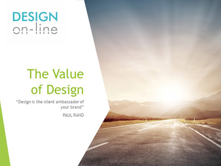 The Value of Design - Insights for Startups