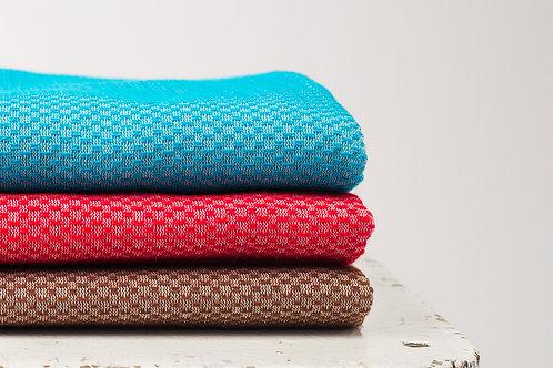 Renkli hamam håndklæde