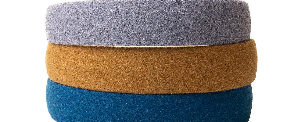 Wool pandebånd