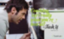 Freelance Creativo Madrid banner lanzamiento taskhub chico