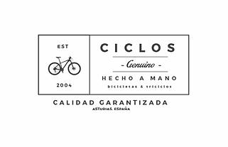 cosmopolita Diseño Grafico Freelance de Logotipo para bicicletas hechas a mano