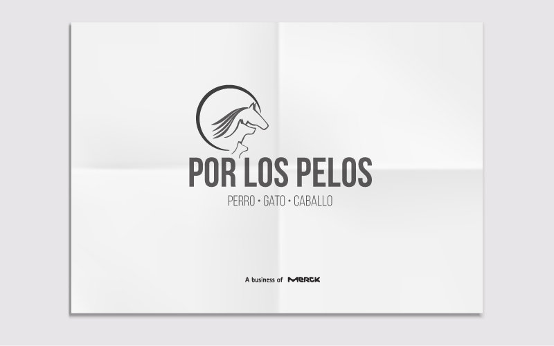 Raul Sauz Creatividad freelance Merck Evento healthcare naming diseño logo