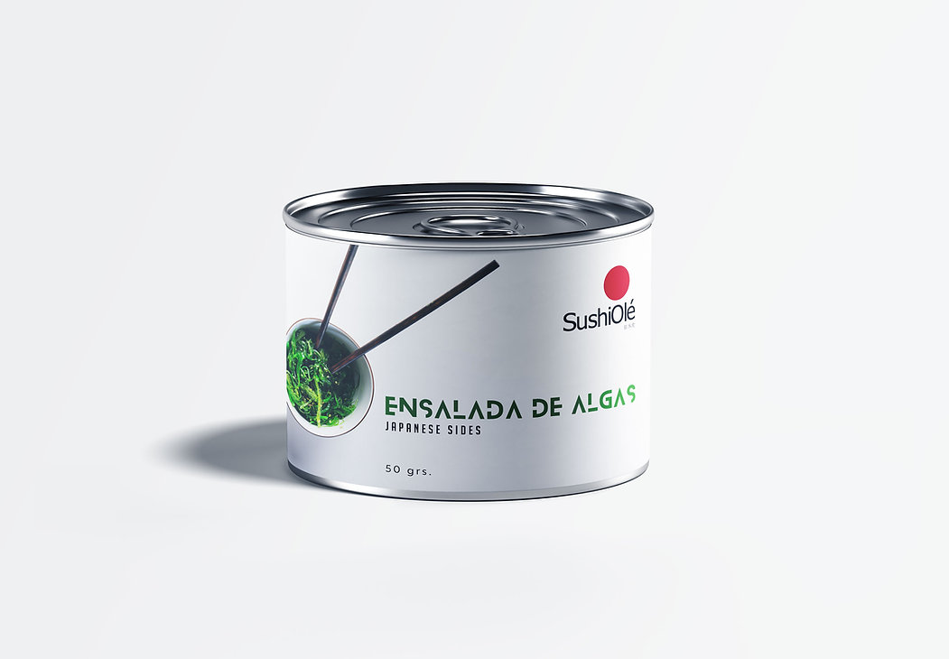 Diseno grafico Freelance de packaging alimentacion