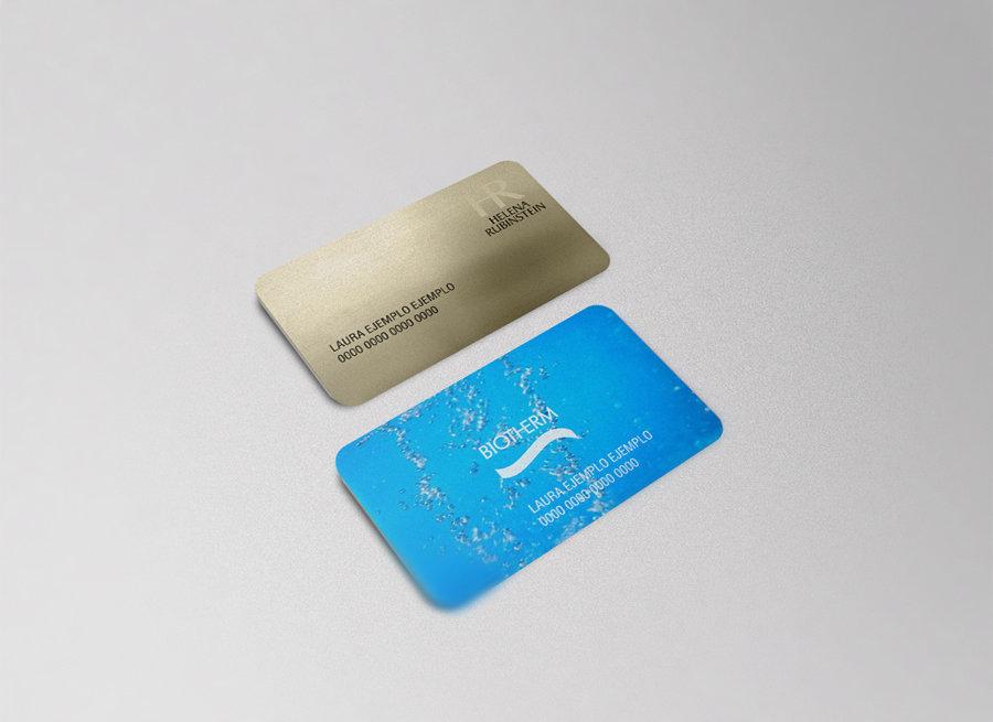 Diseno grafico freelance de tarjetas cliente