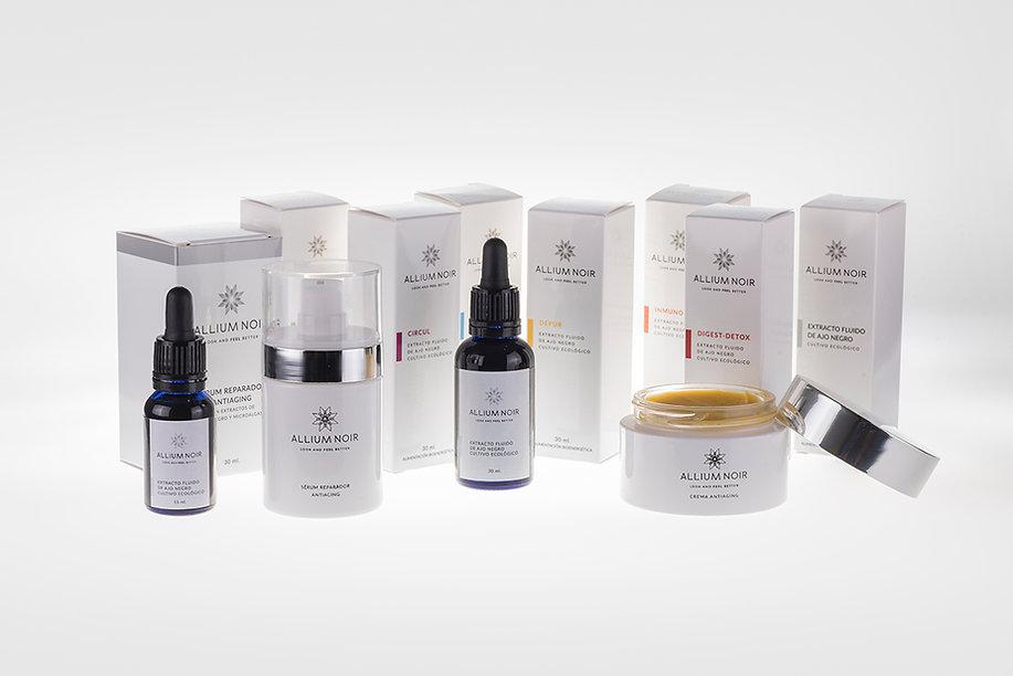 Foto de todos los productos Allium Noir