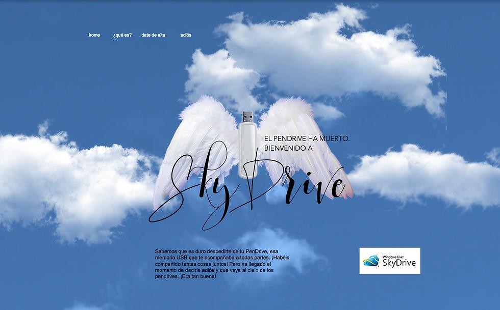 Freelance Creativo Madrid Campaña Microsoft Concepto y Landing Director Creativo
