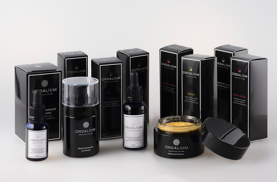 Ondalium's products