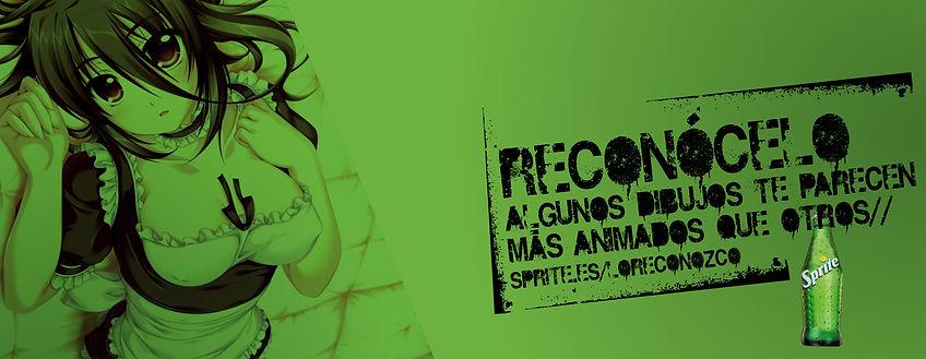 Publicidad Creativo Freelance Madrid Diseño gráfico. Banner Sprite