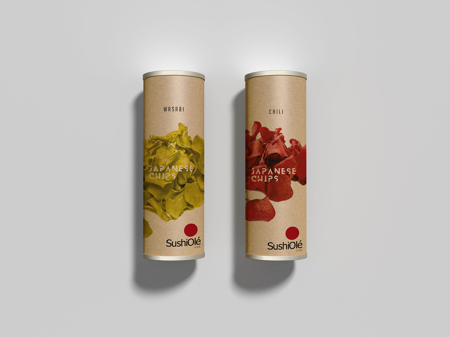 Diseno grafico packaging Freelance chips