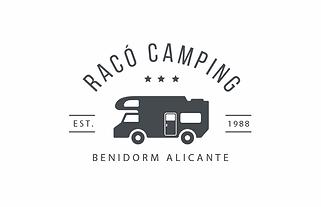 Diseño Gráfico Freelance Actual de Logotipo para un camping