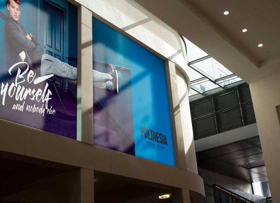 Diseno grafico freelance de publicidad para retail moda