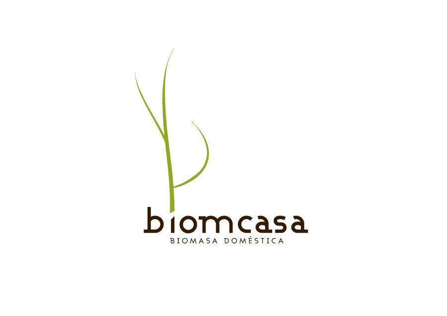 sofisticado Diseño Grafico Freelance de Logotipo para productos de biomasa