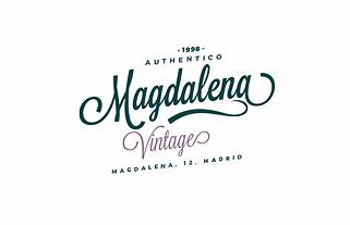 Diseño Grafico Freelance retro de Logotipo para tienda ropa vintage