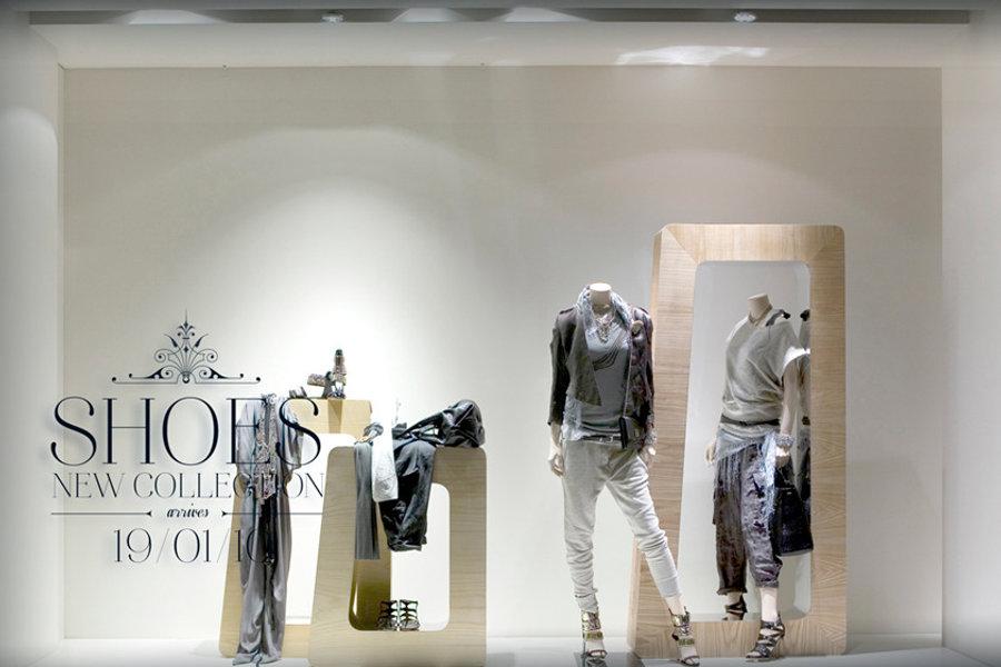 Diseno grafico freelance de publicidad para retail en escapartes