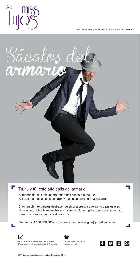 Raul sauz Publicidad Creativo Freelance Madrid Diseño gráfico email