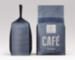 Original diseño grafico freelance de packagind de cafe