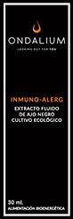 Caja de Ondalium INMUNO-ALERG