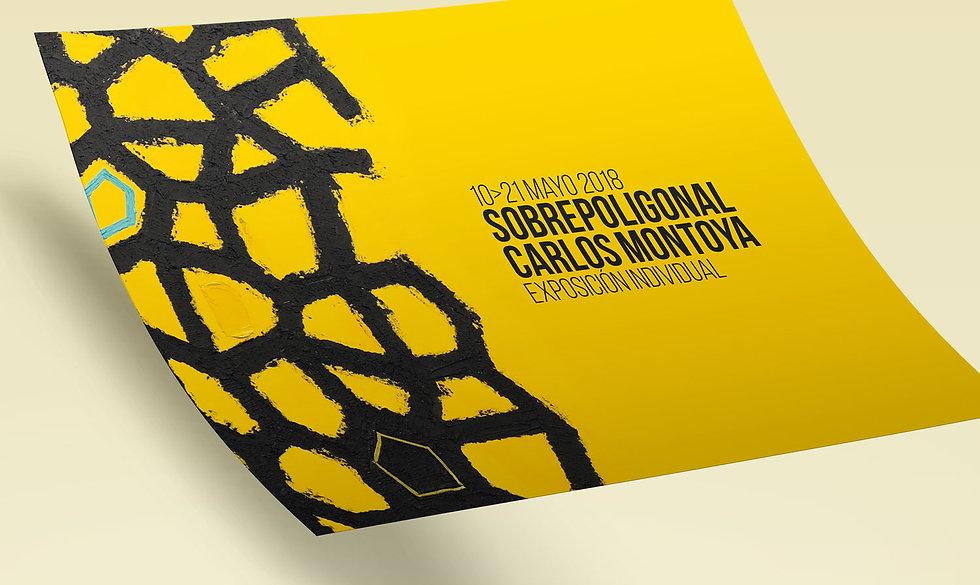 Llamativo diseño grafico freelance de invitacion para evento cultural