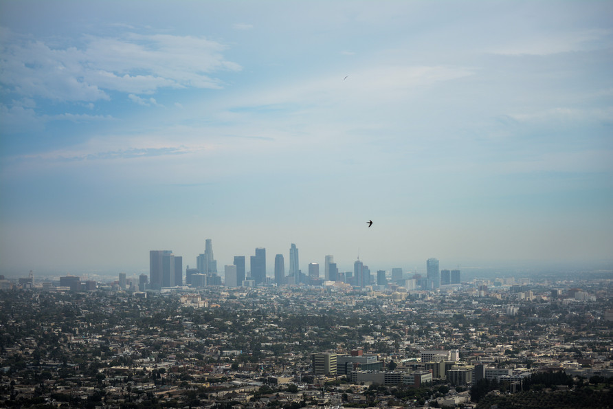 WEST COAST ADVENTURES - LOS ANGELES!