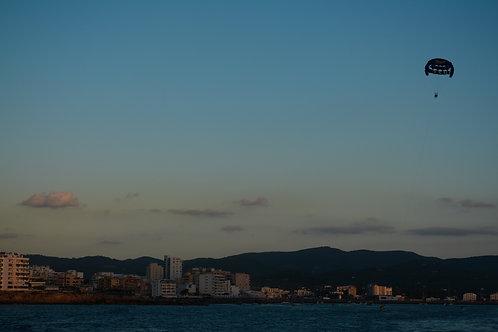 'Ibiza Dusk' Photo Print