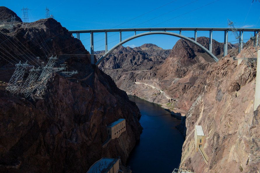 WEST COAST ADVENTURES - HOOVER DAM & GRAND CANYON!