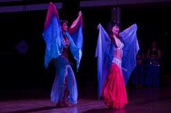 Lancaster University Belly Dance