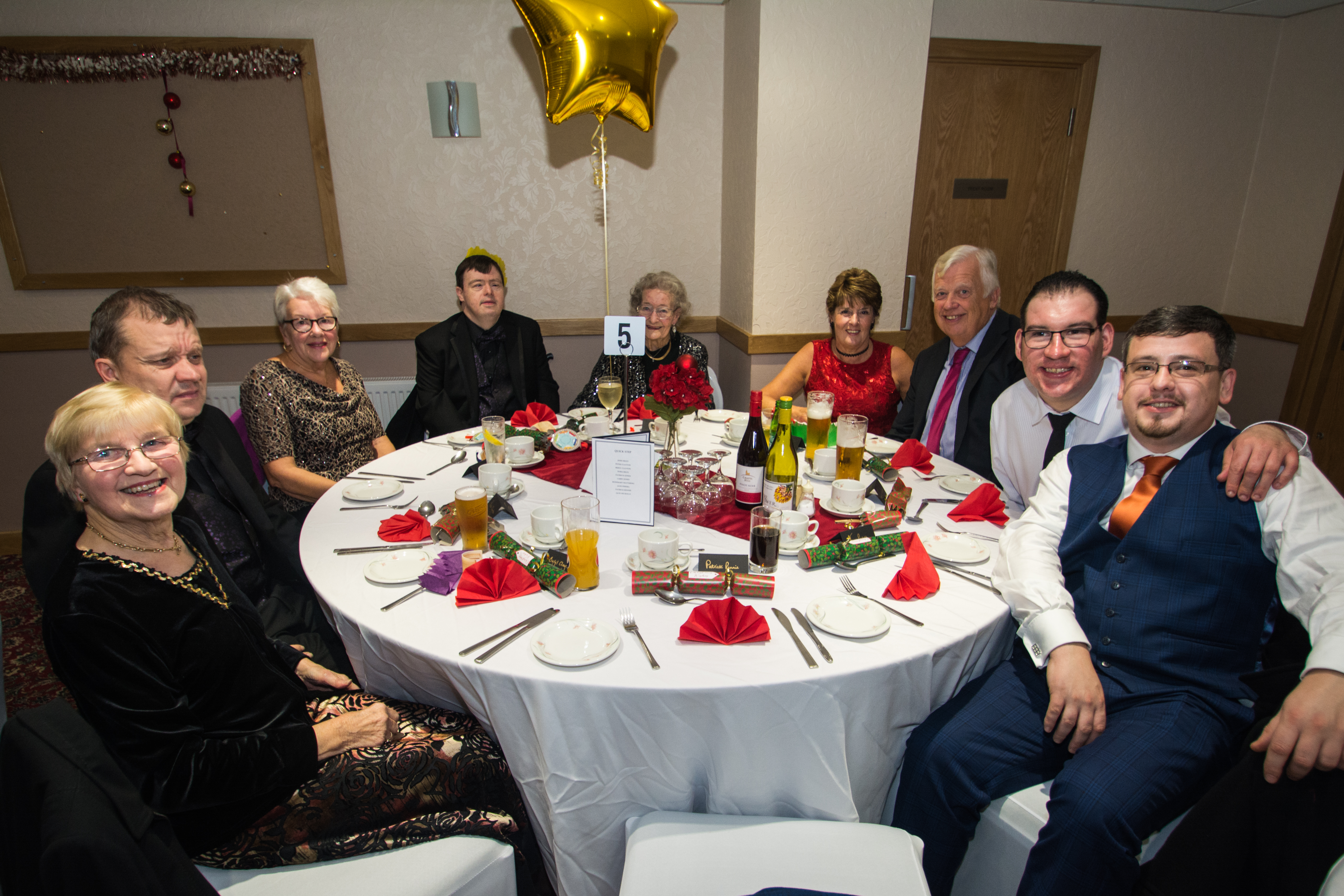 Lisieux Trust Dinner & Dance