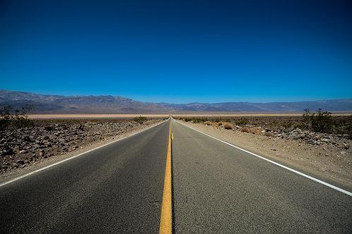 'Endless Road' Photo Print