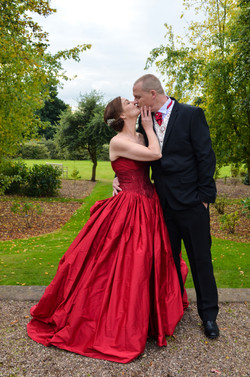 Mr and Mrs Taggart