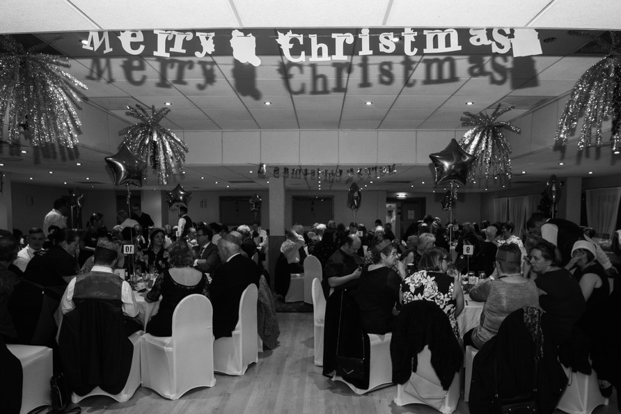 LISIEUX TRUST CHRISTMAS DINNER & DANCE