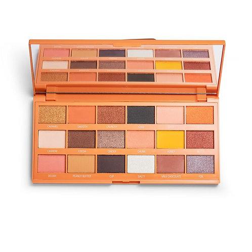 Makeup Revolution Peanut Butter Palette