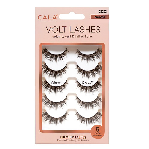 CALA Beauty VOLT lashes (pack of 5)