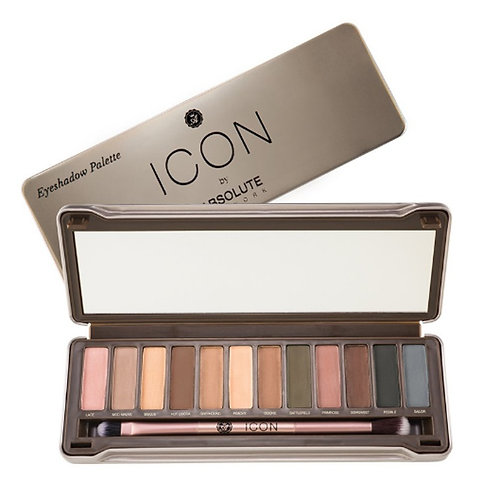 Absolute NYC ICON Palette
