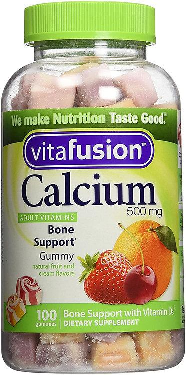 Vitafusion Calcium + D3