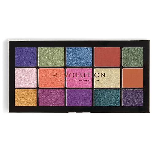 Makeup Revolution Reloaded- Passion for COLOR Palette