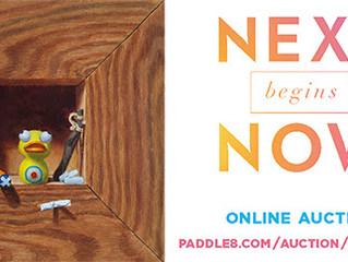 Paddle 8 Auction
