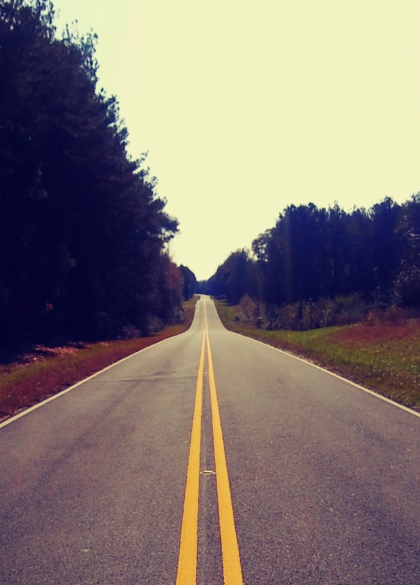 The road to paradise