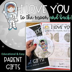 I Love You to the Moon Gift