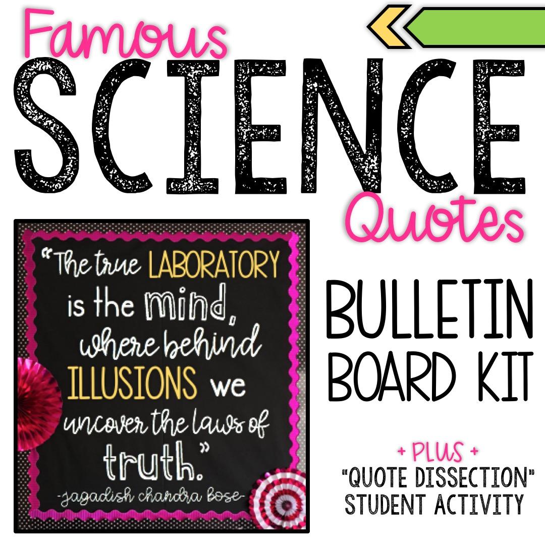 Laboratory Bulletin Board