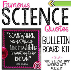 Something Incredible Bulletin Board