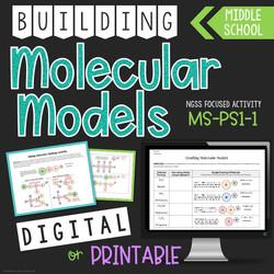 Digital Molecular Models Lesson