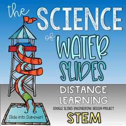 Science of Water Slides - End of Year Activity