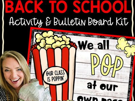 Build Classroom Community With This Engaging Popcorn Analogy