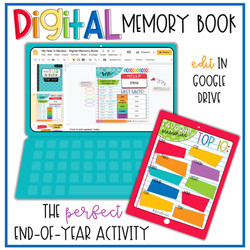 Digital Memory Book for Distance Learning