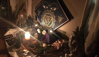 ceremony altar