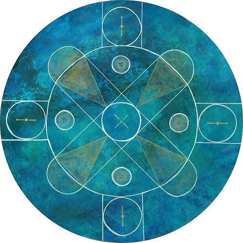 Cosmic Waters - Altar Portal
