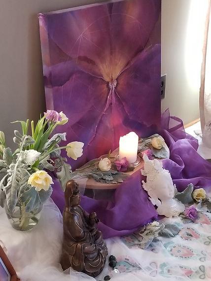 Spiritual healing alte