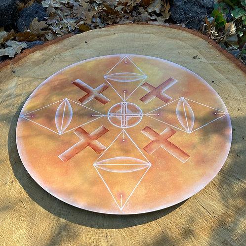 DiamondHeart - Luminous Metal