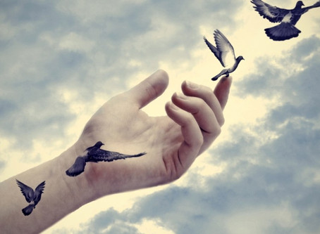 Letting Go... A Soul Calling