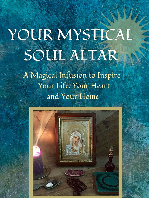 Your Mystical Soul Altar - Ebook